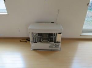 2015.9.21 暖房機器設置