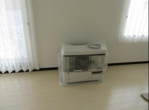 2016.2.5 暖房機