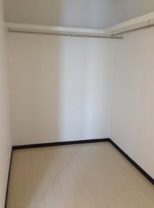 2016.3 2階クローゼット