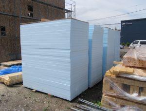 2016.6.24A型抽出法ポリスチレンフォーム保湿板3種(60mm)搬入