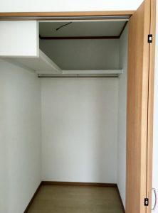 2016.8.23二階クローゼット①