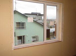 2016.8.4 二階室内 窓