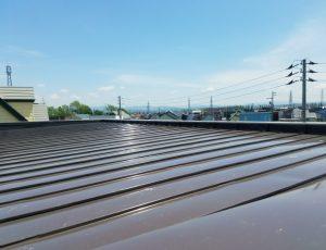 2017.5.30.3屋根を葺きました
