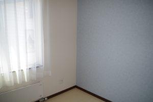 2階洋室ブルー
